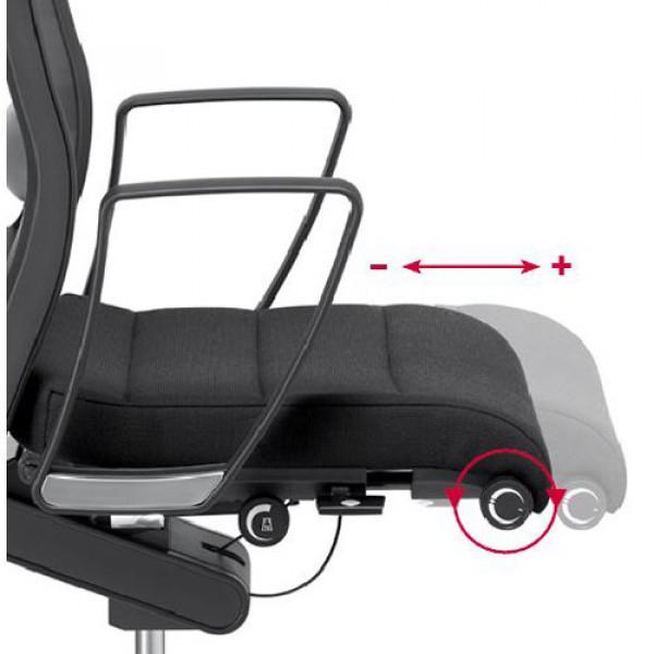 come regolare una sedia ergonomica