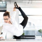 Fitness da ufficio, quali sono i migliori esercizi da scrivania