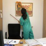 Come mantenere puliti gli ambienti di lavoro