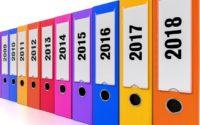 Come conservare i documenti aziendali