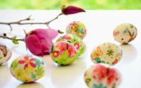 3 idee semplici per decorazioni pasquali fai da te