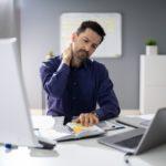 Accessori ergonomici per evitare il mal di schiena e la sindrome del tunnel carpale