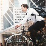 5 buoni motivi per andare a lavoro in bici