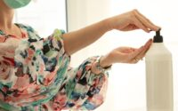 gel igienizzante mani fai da te