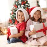 Regali di Natale per i bambini: 4 idee divertenti e stimolanti