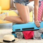 Come preparare la valigia: i consigli per ottimizzare gli spazi senza stropicciare i vestiti
