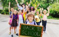 rientro a scuola senza stress